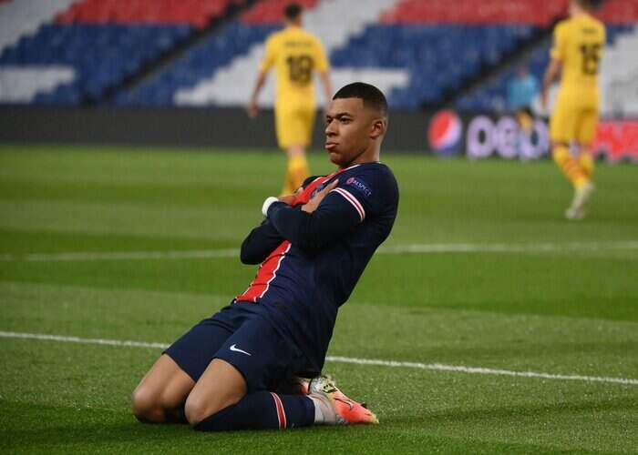 What Mbappe said after PSG knocks out Barca to reached UCL quarter-final
