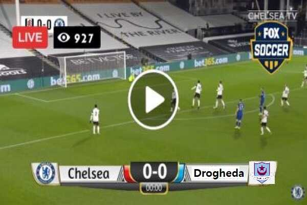Where To Watch Chelsea vs Drogheda Pre-Season Friendly Live Stream