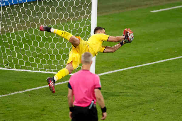Italy Beat England 3-2 On Penalties To Win European Championships