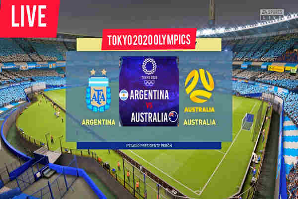 Argentina vs Australia Live Stream, Prediction, Where to watch Olympics Tokyo 2020 Live on TV Channel