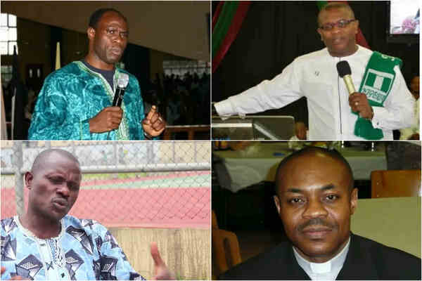 Meet 4 Nigerian footballers who became pastor after retirement