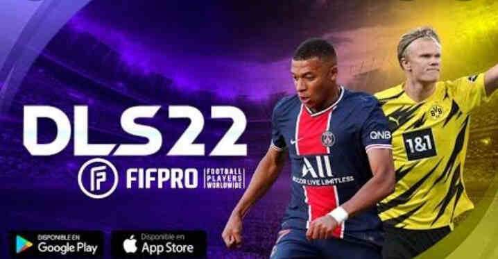 Download Dream League Soccer 2022, DLS 22 Mod Apk + Obb on Android
