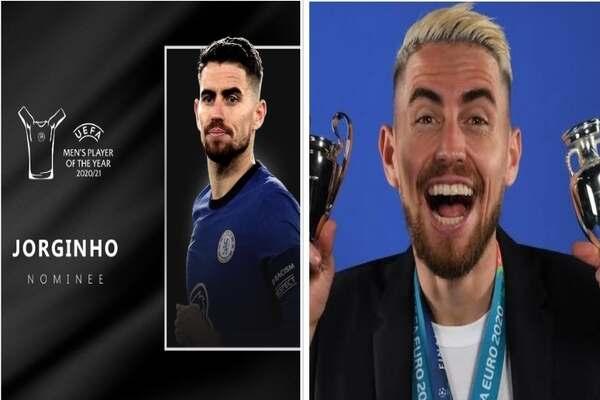 Jorginho Beats De Bruyne To Wins UEFA Men's Player Of The Year Award
