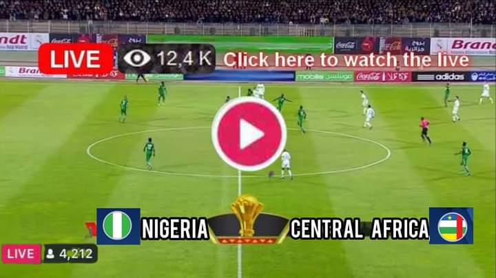 Where To Watch Nigeria vs Central African Republic Live Streaming, FIFA World Cup Qualifiers