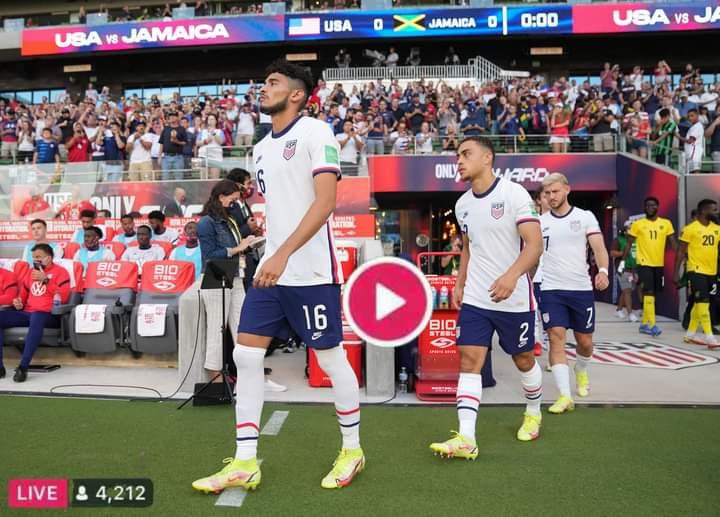 Where to watch Panama vs USA Live Stream Online
