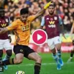 Watch Aston Villa vs Wolves Live Streaming on TV