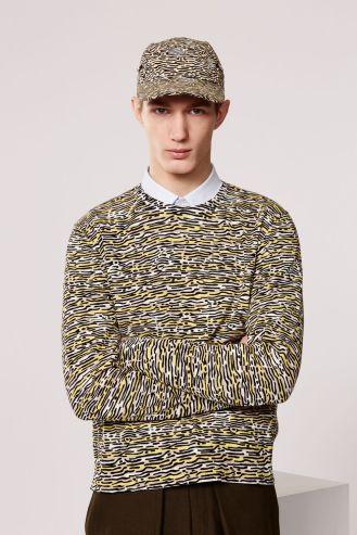 kenzo striped pullover 001