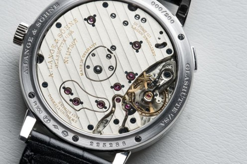 a lange & söhne scout life moon phase lumen 6