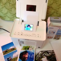 Printing photos at home