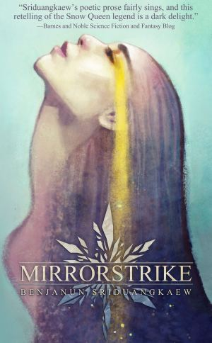 Cover art for Mirrorstrike, by Benjanun Sriduangkaew