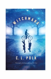 Cover Art for Witchmark