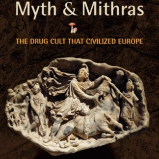 Cover art of Mushrooms, Myth, and Mithras