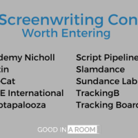 Top 10 Screenwriting Contests Worth Entering