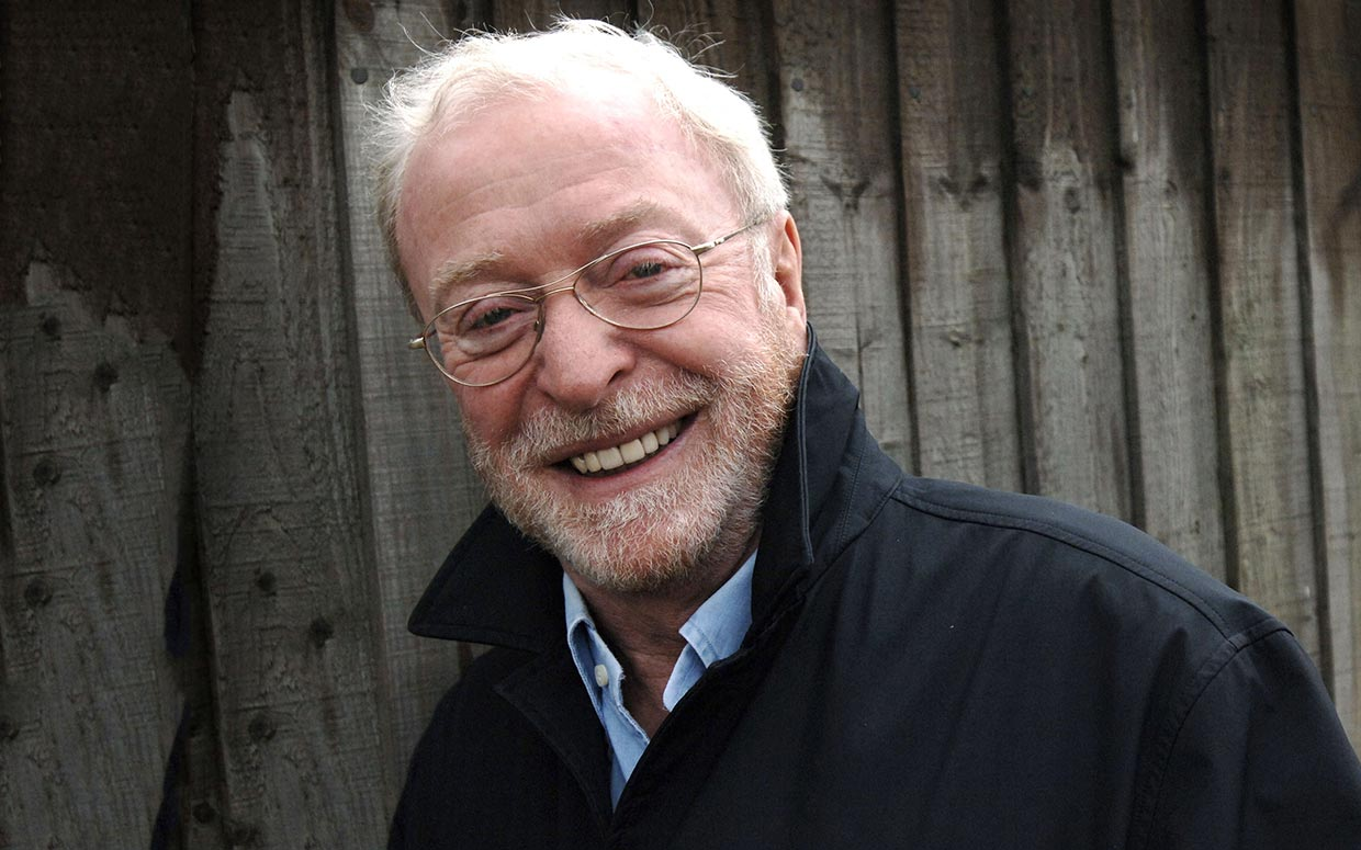 Michael Caine On Acting For The Screen - scriptblog.com