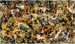 John Yorke's INTO THE WOODS - Fractal Pollock