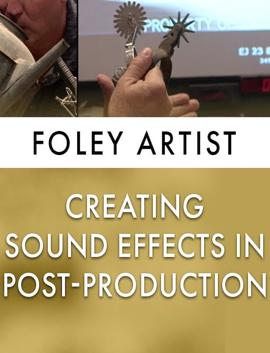 Foley Artists Who Are They? - thescriptblog.com