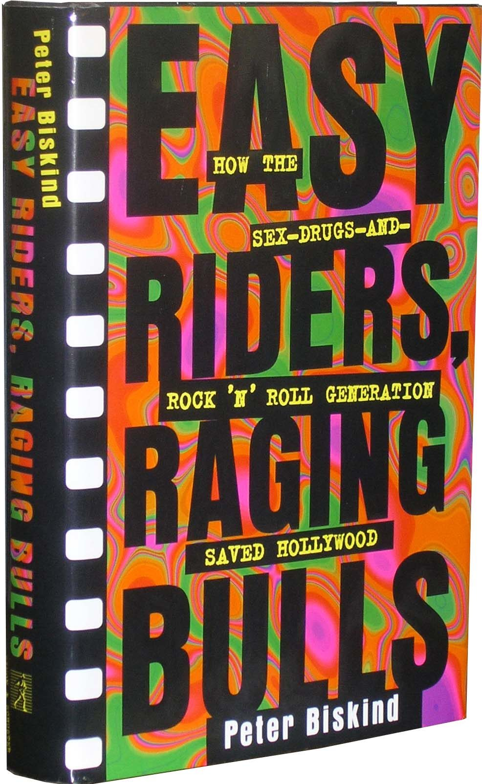 Easy Riders, Raging Bulls book cover - thescriptblog.com