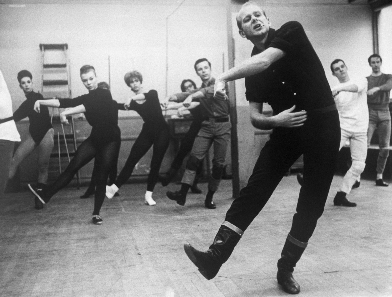 Bob Fosse Directing Dances