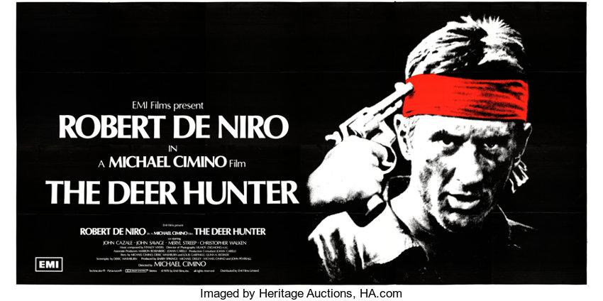 The Deer Hunter poster