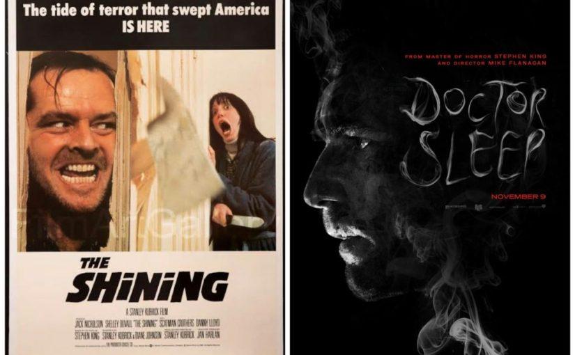 The Shining / Doctor Sleep - King Vs Kubrick - thescriptblog.com