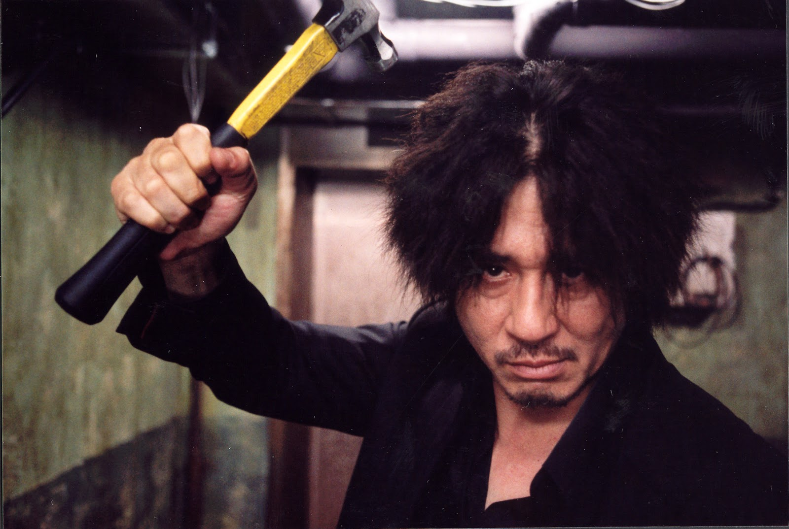 """Old Boy - The 11 Best """"One-Shot"""" Fight Scenes in TV and Movies - thescriptblog.com"""