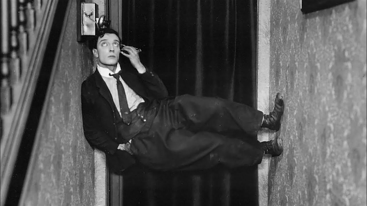 Buster Keaton: The Best Comedian Ever?