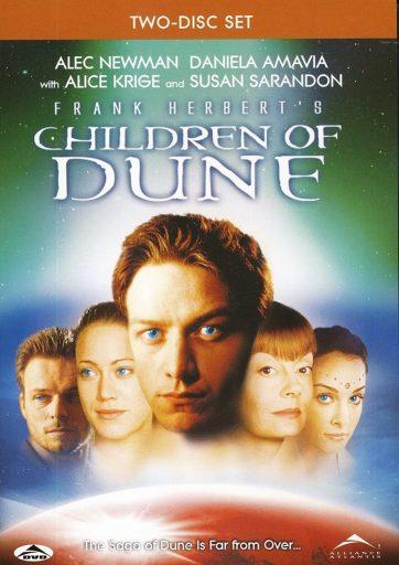 Children of Dune Tv Series - The Devil on Wheels