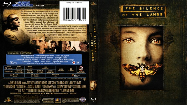 The Silence of The Lambs movie- thescriptblog.com