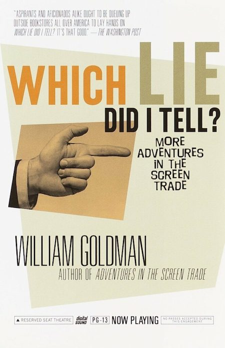Which Lie Did I Tell Front - thescriptblog.com