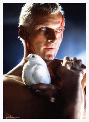 Roy Beatty and the Dove - The Making of Blade Runner - thescriptblog.com
