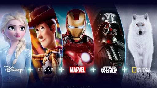Disney: Pixar + Marvel + Star Wars + National Geographic - The Big Picture - thescriptblog.com