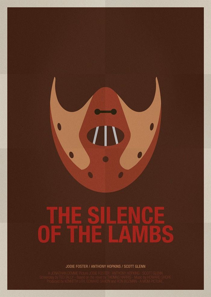 The Silence of the Lambs alternative poster 7 thescriptblog.com. jpeg