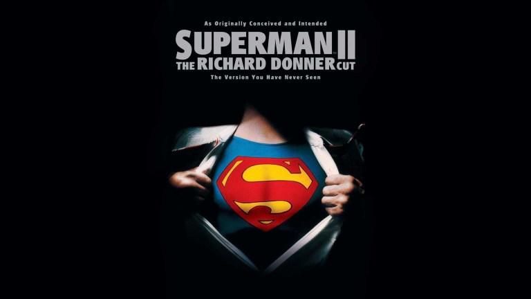 Superman II. The Richard Donner cut poster - thescriptblog.com