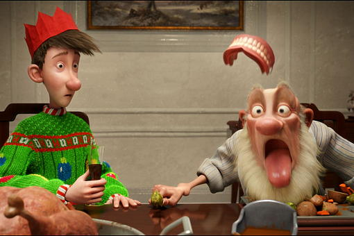 Arthur Christmas: Spirit and Social Commentary - The Script Lab