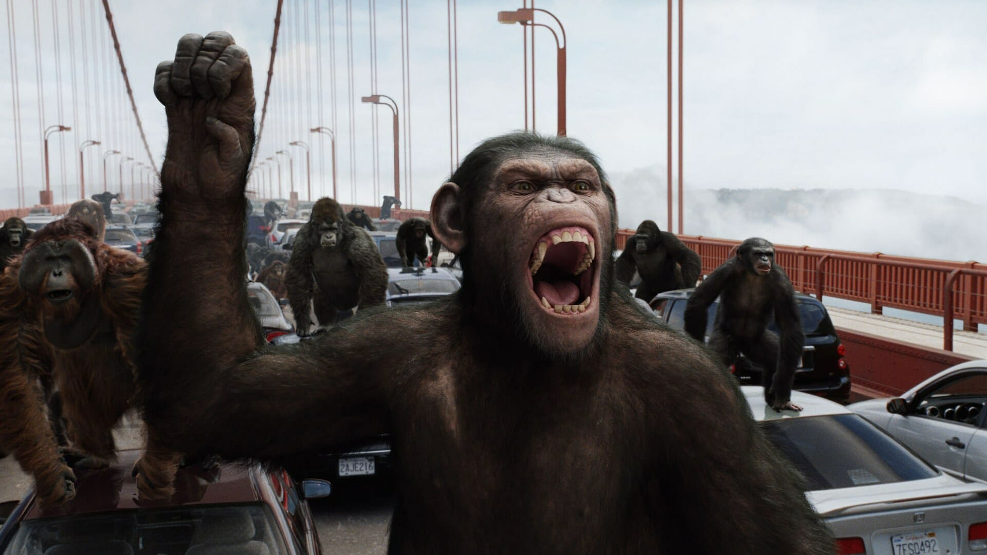 From Script to Screen: Rise of the Planet of the Apes