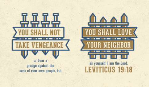 Leviticus 19-21 You shall be holy, for I the LORD your God am holy. You  shall love your neighbor as yourself – The Scripture Says
