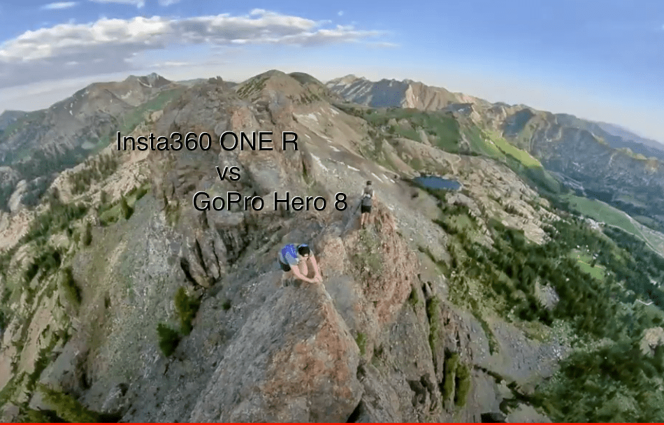 Insta360 ONE R vs GoPro Hero 8 – Product Review