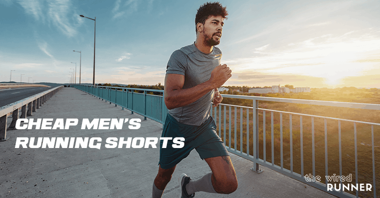 Cheap Men's Shorts for Running and Working Out