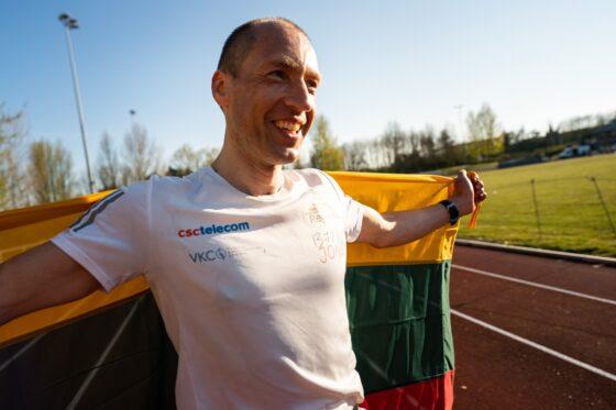 Aleksandr Sorokin, 100-Mile and 12-Hour World Record Holder, Interview