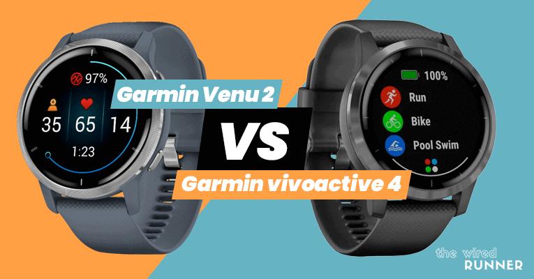 Garmin Venu 2 Vs Garmin vivoactive 4