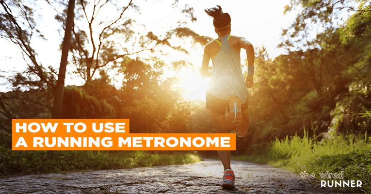 How To Use A Running Metronome