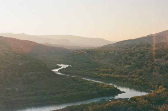 River Run: A Reflection