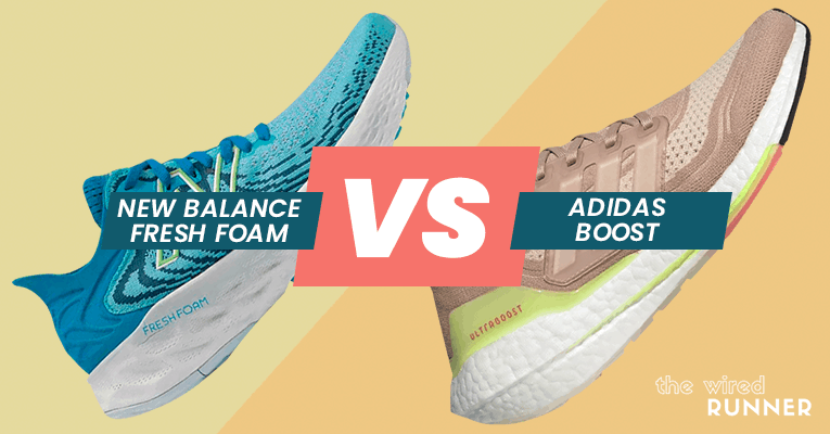 New Balance Fresh Foam Vs Adidas Boost – Which Is Better?