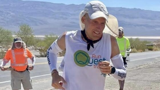 2021 Badwater 135 Results: McRae Wins First, Lewis Repeats