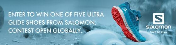Salomon Ultra Glide Contest