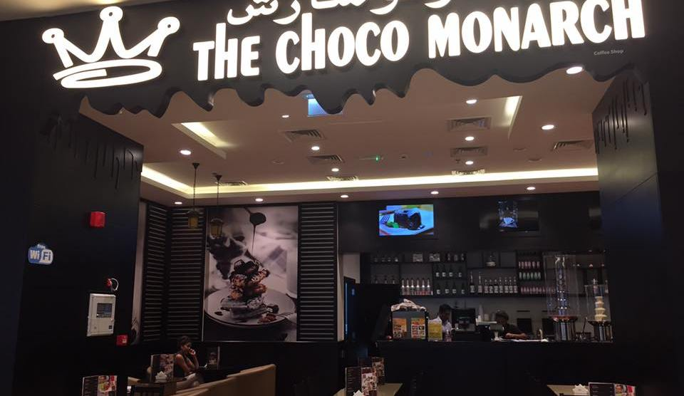 The Choco Monarch