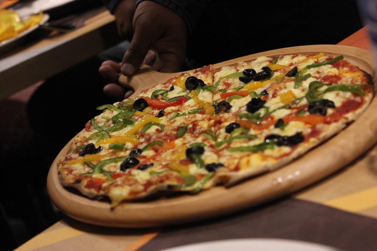 Riso_Pizza