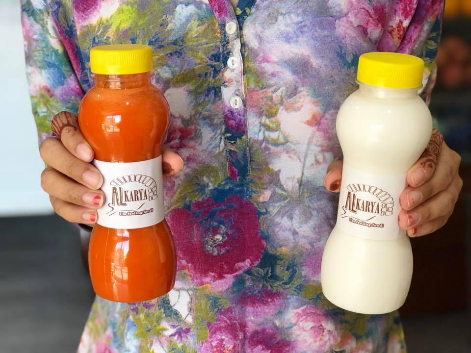 Karya_Carrot Juice