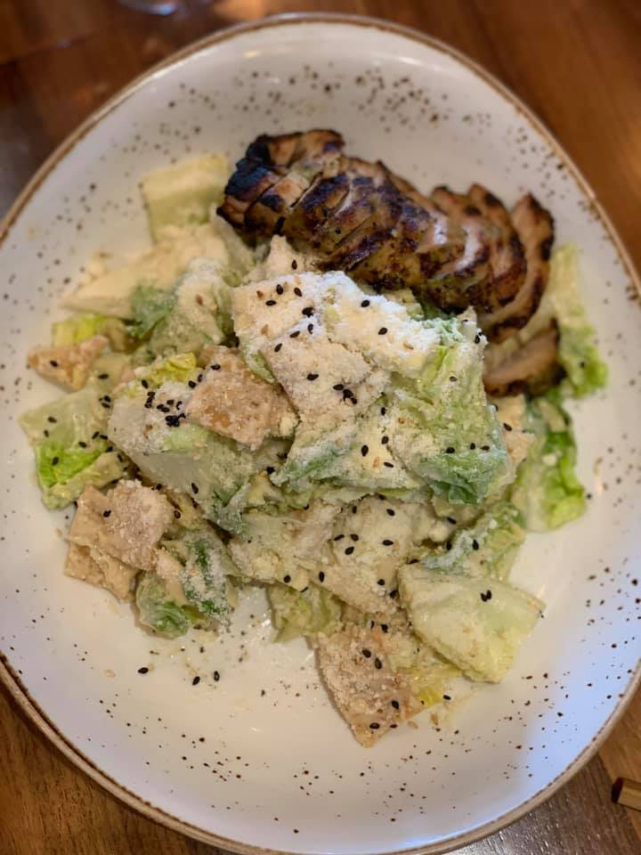 PFC_Chicken Ceasar Salad