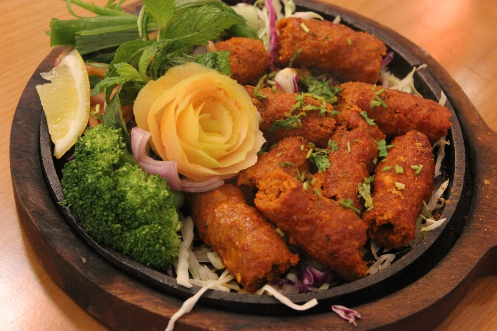 Dillicious_Nawabi Seekh Kebab